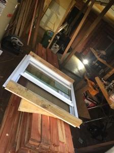 Kitchen Window, Uninstalled